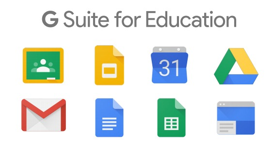 Google Suite for Education